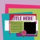 Layout Templates Kit #51 - 51d