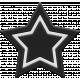 Templates Grab Bag Kit #28- Rubber star 1