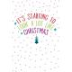 The Good Life: December 2019 Christmas Journal Me Kit- Journal Card 4 4x6