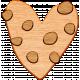 The Good Life- November 2019 Mini Kit- Wood Heart 2