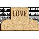The Good Life- November 2019 Mini Kit- Wood Label Love