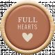 The Good Life- November 2019 Elements- Flair 1 Full Hearts