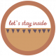 The Good Life- November 2019 Words & Tags- Label Let's Stay Inside
