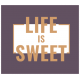 The Good Life- November 2019 Words & Tags- Label Life Is Sweet