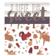 The Good Life- November 2019 Words & Tags- Tag Life Is Sweet