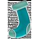 The Good Life: December 2019 Christmas Elements Kit- enamel stocking 2