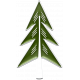 The Good Life: December 2019 Christmas Elements Kit- enamel tree 2