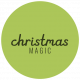 The Good Life: December 2019 Christmas Labels & Words Kit- label christmas magic