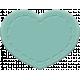 The Good Life: December 2019 Hanukkah Elements Kit- rubber heart
