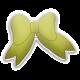 Deck The Halls Elements Kit #2- sticker bow