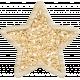 The Good Life- December 2019 Mini Kit- Glitter Star Gold