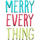 The Good Life- December 2019 Elements- Wire Merry Everything