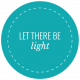The Good Life- December 2019 Hanukkah Words & Labels- Label Let There Be Light