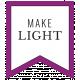 The Good Life- December 2019 Hanukkah Words & Labels- Label Make Light