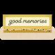 Clear Tabs Kit: Clear Tab- good memories