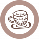 The Good Life- January 2020 Lables & Words- First Hot Chocolate