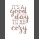 The Good Life- January 2020 Pocket Cards- JC 01 3x4