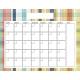 The Good Life- February 2020 Calendars- Calendar 8.5x11 Blank 3