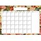 The Good Life- February 2020 Calendars- Calendar A4 Blank 1
