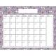 The Good Life: March 2020 Calendars Kit- 2 Calendar 8.5 x 11 blank