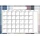 The Good Life: March 2020 Calendars Kit- 3 Calendar 5x7 blank