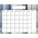 The Good Life: March 2020 Calendars Kit- 3 Calendar 8.5 x 11 blank
