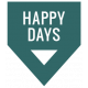 The Good Life- February 2020 Words & Labels- Label Happy Days
