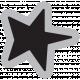 Templates Grab Bag Kit #30 Shapes- star 2