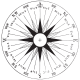 Compass Stamp 6