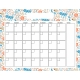 The Good Life- April 2020 Calendars- Calendar 1 8.5x11 Blank