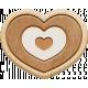 The Good Life- April 2020 Mini Kit- Wood Heart 4