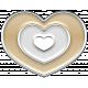 The Good Life- April 2020 Elements- Enamel Heart 2