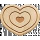 The Good Life- April 2020 Elements- Wood Heart 2A