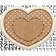 The Good Life- April 2020 Elements- Wood Heart 2B