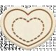 The Good Life- April 2020 Elements- Wood Heart