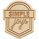 The Good Life- April 2020 Elements- Wood Simple Joys
