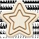 The Good Life- April 2020 Elements- Wood Star