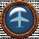 The Good Life: April 2020 Travel Elements Kit- flair airplane 2