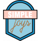 The Good Life- April 2020 Labels & Words- Simple Joys