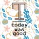 The Good Life- April 2020 Pocket Cards- JC 03 4x4