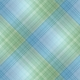 The Good Life: June 2020 Solid & Plaid Papers Kit- plaid paper 4