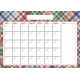 The Good Life: June 2020 Calendars Kit- 2 calendar A4 blank