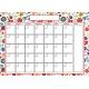 The Good Life: June 2020 Calendars Kit- calendar 5x7 blank