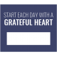 The Good Life- May 2020 Labels & Words- Label Grateful Heart
