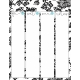 The Good Life: June 2020 Dashboards Kit- Dashboard weekly fancy b 8.5x11