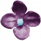 The Good Life- June 2020 Elements- Small Flower 3