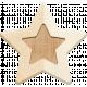 The Good Life- June 2020 Elements- Wood Star 2