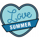 The Good Life- June 2020 Labels & Words- Love Summer