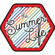 The Good Life- June 2020 Labels & Words- Summer Life
