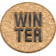 Elements Grab Bag Kit #1 - cork winter